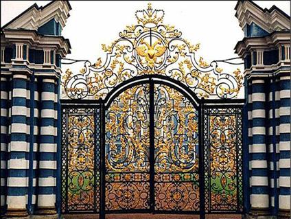 Стиль Барокко, архитектурный стиль Барокко (1650 – 1770 гг.)